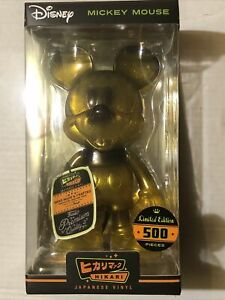 Disney Mickey Mouse Goldmine Hikari Limited Edition