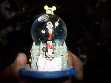 Disney Happiest Celebration on Earth  snowglobe RARE!