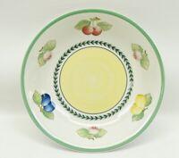 "Villeroy & Boch French Garden Fleurence 9 1/8""  Porcelain Shallow Pasta Bowl"