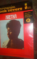 "Vintage 60s BOOK COVERS ""Soul Pack"" Aretha Otis Redding Sly Family Stone NIP"