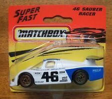 0183-209 BASF Matchbox 46 Sauber Group C OVP