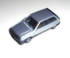 car 1/87 HERPA 3037 OPEL CORSA (A) SR 3doors 1983 SILVER NEW NO BOX