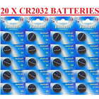 CR2032 batteries 3V DL2032 BR2032 lithium coin button Eunicell BUY MORE PAY LESS