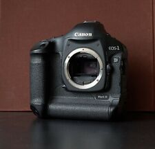 (Very Good/8+) Used Canon EOS 1D Mark III DSLR (Body Only)
