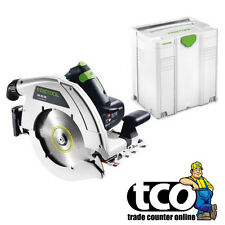 Festool HK 85 EB-Plus 240v portatile Circolare Visto in Systainer - 574669