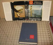 1964 Douglas MacArthur REMINISCENCES (4th Print) Hard Cover Good Condition Book