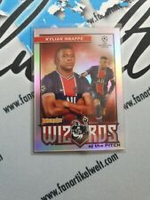 2020-21 Topps Merlin Chrome Wizards of the pitch Kylian  Mbappe PSG PARIS