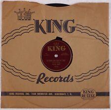 WAYNE RANEY: I've Done Sold My Soul KING 939 Hillbilly Country 78 Beauty N-