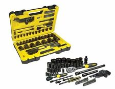 "Mannesmann Ratchet /& Bit /& Socket Set 130 pcs 1//4/"" Lecteur 72 Dents VPA GS TUV"