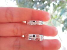 .09 Carat Diamond White Gold Wedding Ring 14k codeWR19 sepvergara