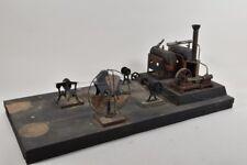 e78i03- Dampfmaschine mit 2 Zylindern, um 1910, Carette o. Dollo. Bing
