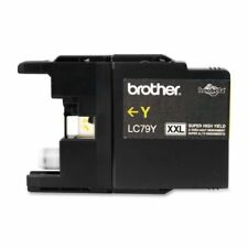 Brother International Lc79y Lc79y Yellow Ink Cartridge For Ink Mfc-j6510dw/