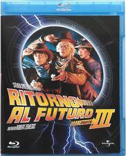 Blu-ray Ritorno al Futuro 3 - parte III di Robert Zemeckis 1990 Usato