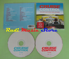 CD CRUISE CONTROL BEST DRIVE ANTHEMS compilation 2004 PINK OASIS SANTANA (C29)
