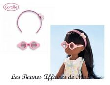 COROLLE - Ensemble accessoires pour poupée Les Chéries - Neuf - emballé