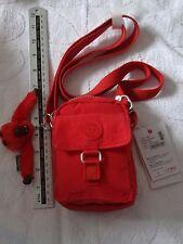 Kipling TEDDY Kids Sugar Orange shoulder cross body messenger small bag NWT