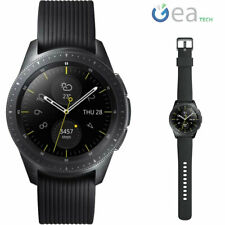 SAMSUNG Galaxy Watch 42mm SM-R810 Orologio Smartwatch BT Super AMOLED Nero Black