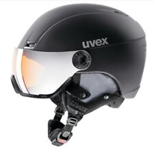 UVEX Visor Helmet - Ski Snowboard Helmet - 58/61cm - New in box - Rrp £179