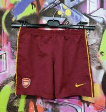 Arsenal London The Gunners Football Soccer Shorts Nike Kids Boys 6-7 Years