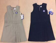 Dickies Girls Uniform Skirts KMS511 | School Uniform Over Skirt Jumper | NWT