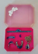 1986 Mattel Barbie Jewel Secrets Jewelry Pack 1927 Sapphire Collection 100% Rare