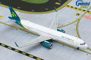 Aer Lingus Airbus A321neo EI-LRA Gemini Jets GJEIN1894 Scale 1:400 IN STOCK