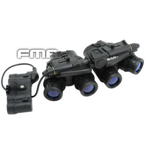 FMA Tactical GPNVG 18 Dummy NVG Night Vision Goggle No Function Paintball Gear