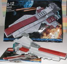 Lego 30053 Star Wars Republic Attack Cruiser OVP