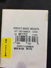 MC SERIES TIRE WHEEL WEIGHTS ZINC COATED-MC175Z