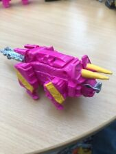 Power Ranger Dino Charge Pink Zord Forms Arm On Megazord