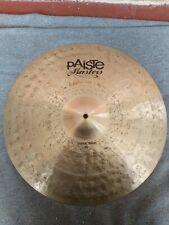 "Paiste Masters 20"" Dark Ride cymbal"