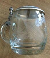 Sammler* Bierkrug * Kristallglas * Ähren * WMF 0,3 l