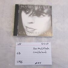 Ian McCulloch - Candleland - CD - Very Good Condition