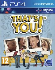That's You (PlayLink) PS4