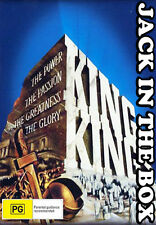 King Of Kings DVD NEW, FREE POSTAGE WITHIN AUSTRALIA REGION ALL