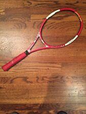 Wilson Ncode Six One Tour 90 Tennis Racquet 6.1 N Code Roger Federer 4 1/2 (A167
