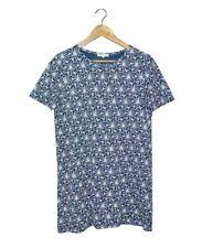 NEW! AUTHENTIC FLEURI LE COEUR WOMEN'S SHIFT DRESS (DARK TEAL, LARGE)