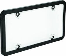 Bell Automotive 22-1-45601-8 Universal License Plate Frame with Clear Cover