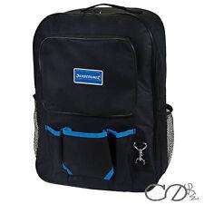 Silverline Tool Back Pack Work Rucksack Bag Multi Pockets Ballistic Nylon