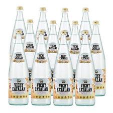 Vichy Catalan Mineralwasser 1 Liter Glasflasche Spanien (Spar-Set 12 Flaschen)