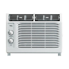 TCL 5,000 BTU 2-Speed Window Air Conditioner w/ 150 Sq. Ft. Coverage, White