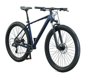 "29"" Axum Mountain Pro Bike Off Road Tires 8-Speed Bicycle w/ Dropper Seatpost"