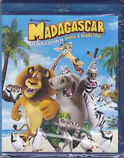 Blu-ray DreamWorks **MADAGASCAR 1** nuovo 2005