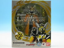 [FROM JAPAN]S.H.Figuarts Kamen Rider Wizard Land Dragon Action Figure Bandai