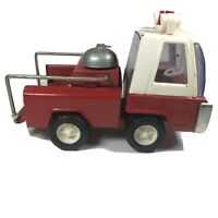 Buddy L Fire Truck Cab Red Pressed steel made Japan