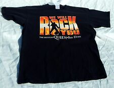 We Will Rock You The Musical Queen Paris Hotel Las Vegas 2004 Ben Elton L