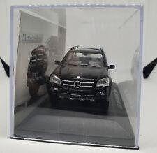 Modellbau Offen 1:43 Ixo Mercedes-benz Gl 500 2006-2010 Schwarz/black In Vp