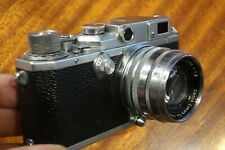 CANON RANGEFINDER IV SB (?) Excellent, owned By Neil Mackenzie