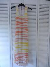 Olive /& Oak Womens Watercolor Floral Print Ruffle Dress
