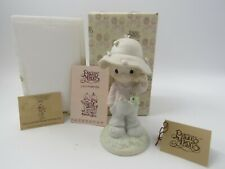 Vintage 1986 Precious Moments My Love Will Never Let You Go 103497 Porcelain